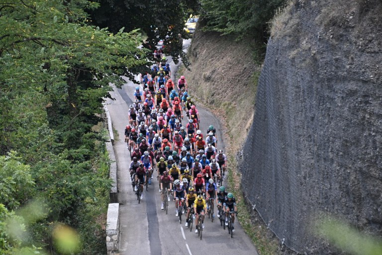 CYCLING - FRA - DAUPHINE - STAGE2