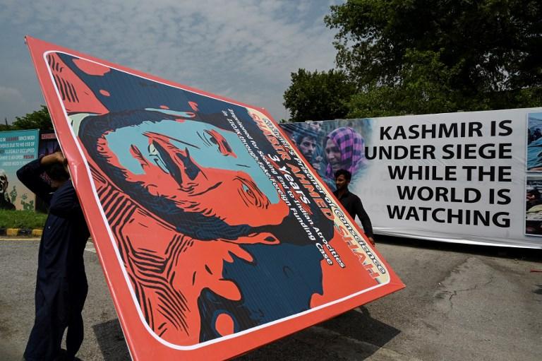 PAKISTAN - INDIA - UNREST - KASHMIR