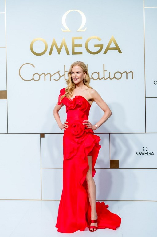 CHINA SHANGHAI OMEGA CONSTELLATION NICOLE KIDMAN